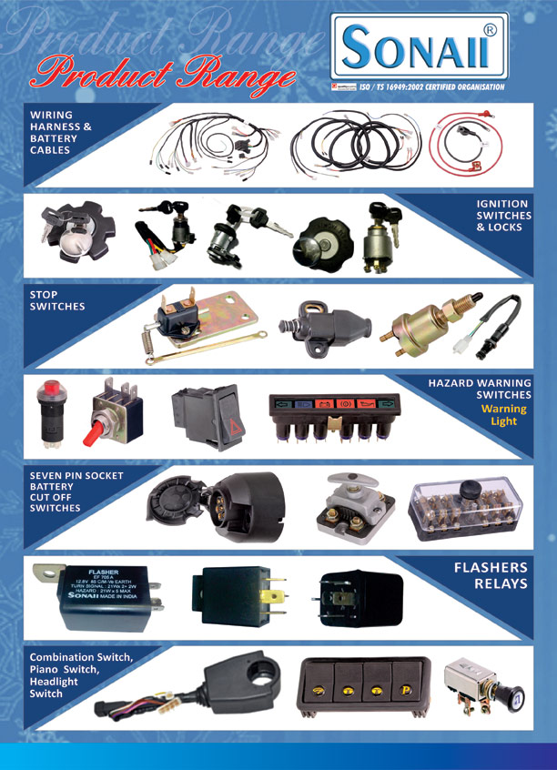 auto :: battery connecting wire | battery terminal | e-bike power chord  | electric bike dc to dc converter | switch wire harness | honda activa  parts